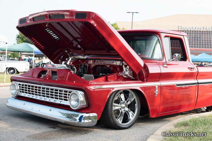63 Chevy C10 Resto-Mod Truck