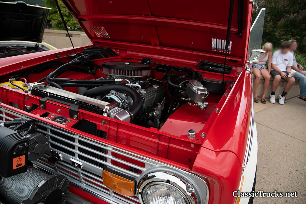 76 Ford Bronco